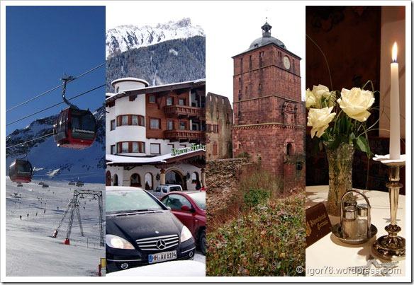 Австрия 2011. Тирольские Альпы. Штубай