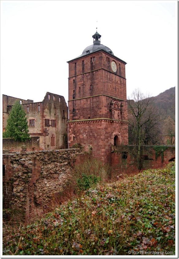 Замок Гейдельберга (Heidelberg)