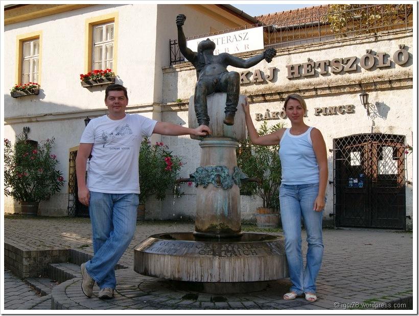Токай. Город из сказки (Венгрия 2011)