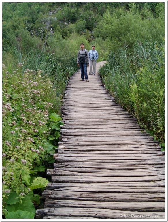 Хорватия 2010. Плитвицкие Озера