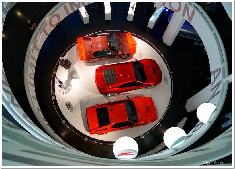 Автопробег 2012. Музей BMW