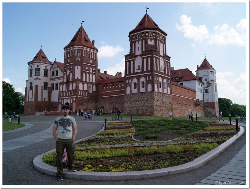 Белоруссия 2012. Мирский и Несвижский замки