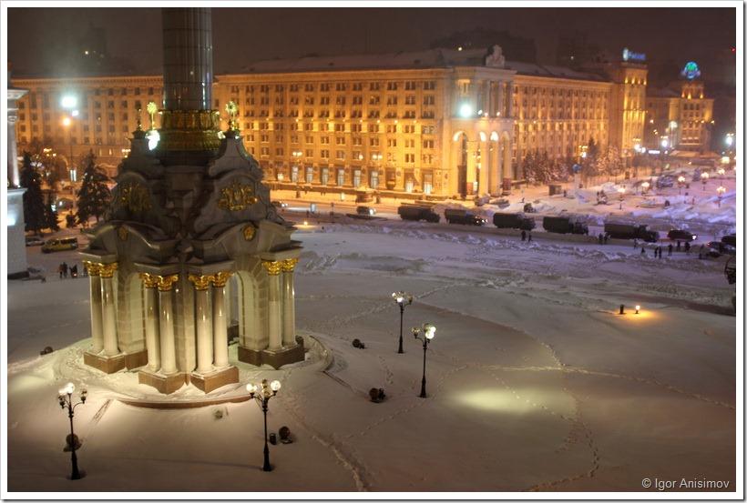 Киев 2013. Весна пришла…
