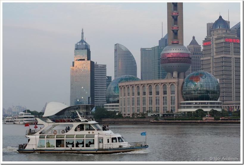 Китай 2013. Один день в Шанхае.