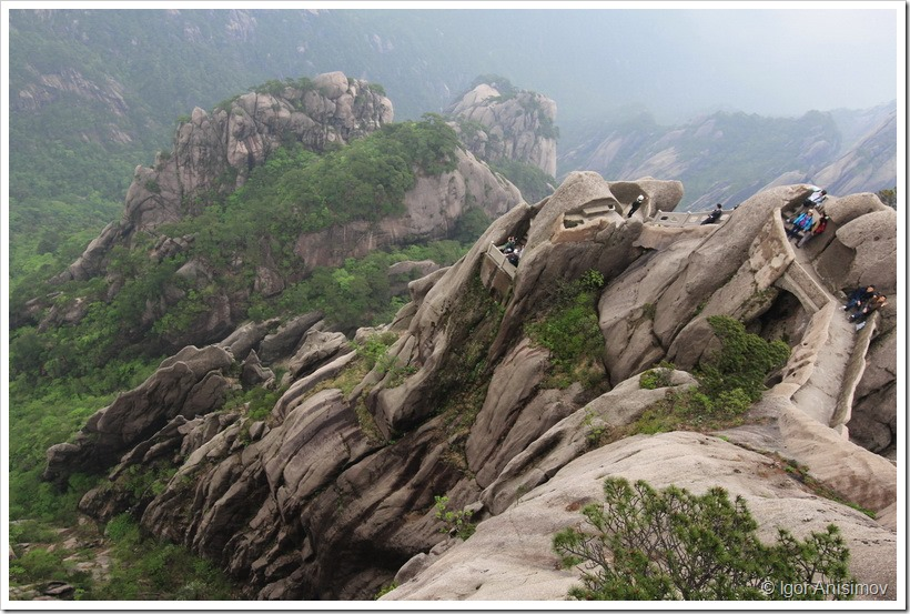 "Китай 2013. Горы ""Аватара"""