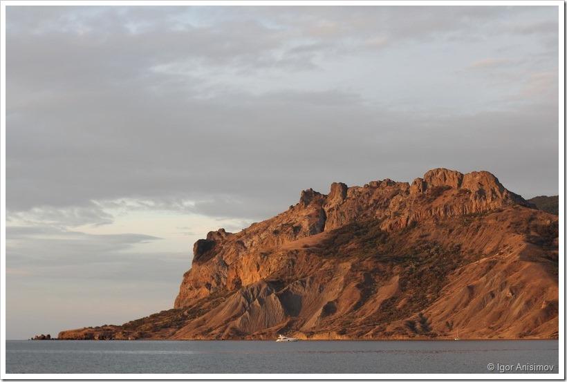 Коктебель 2013. Небольшая поездка на море