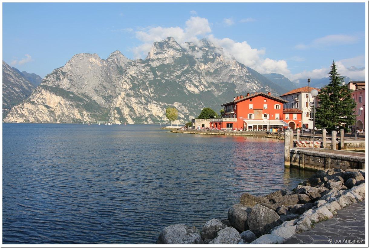 Италия 2014. Озеро Гарда