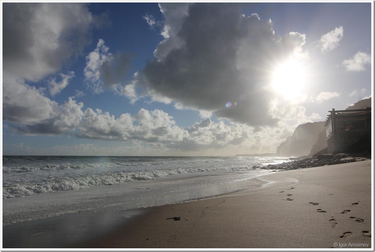 Португалия 2014. Океан
