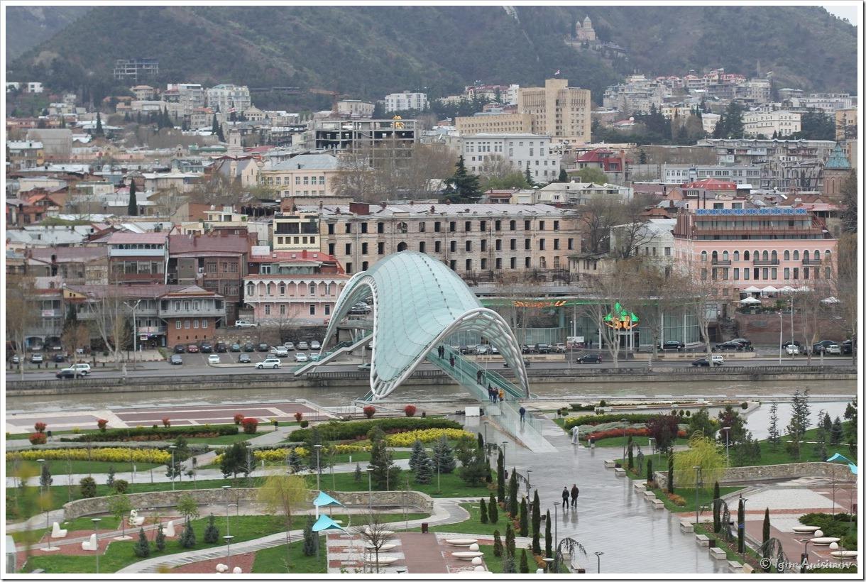 Грузия 2015. День 1 - Тбилиси