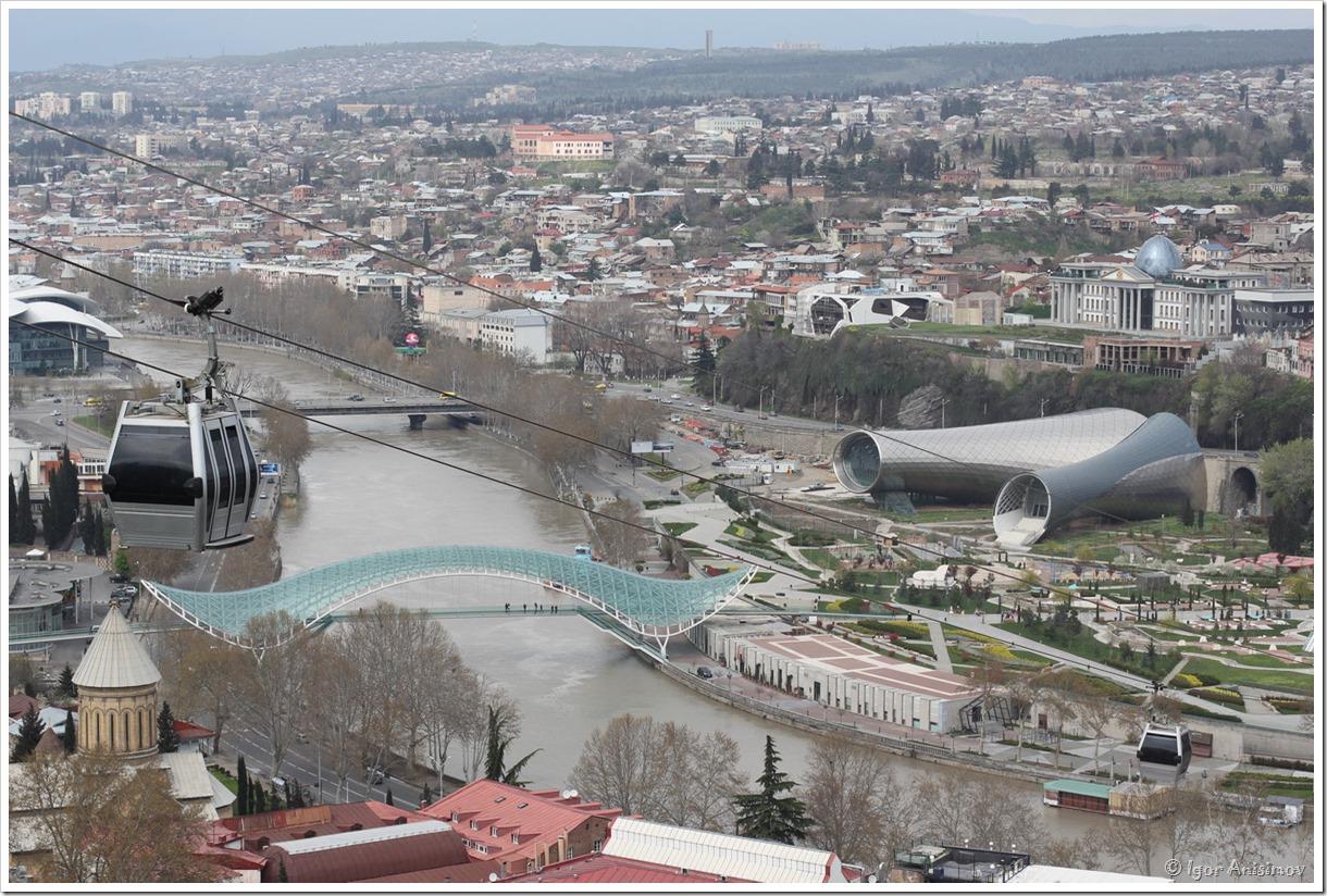 Грузия 2015. День 2 — Тбилиси