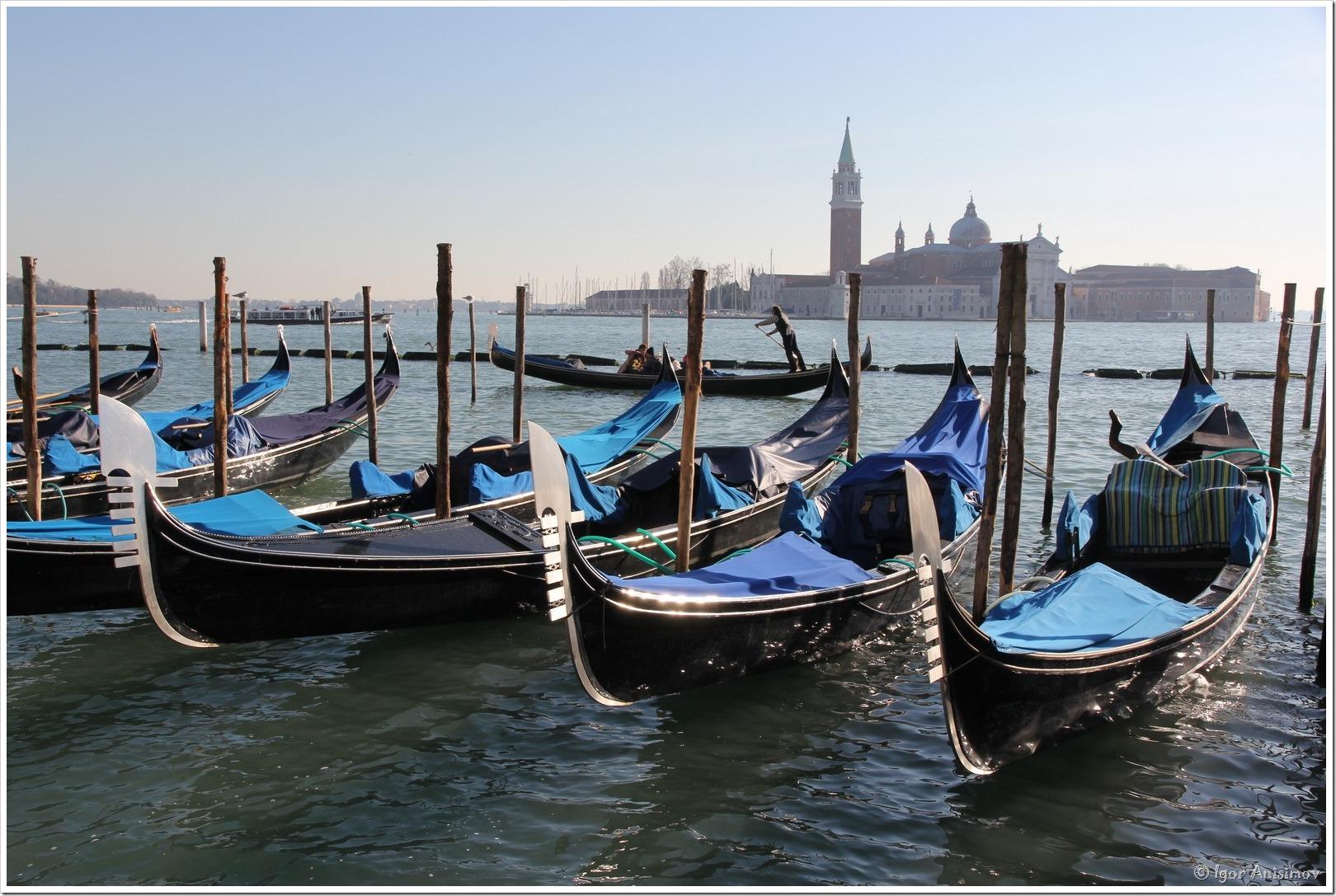 Италия 2016. Венеция
